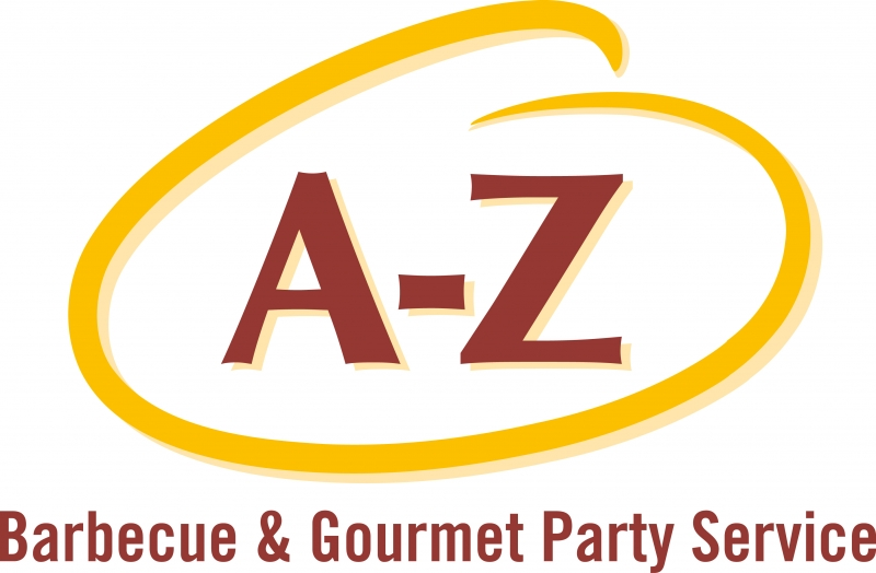 Logo-A-Z Barbecue & Gourmet Party Service B.V.